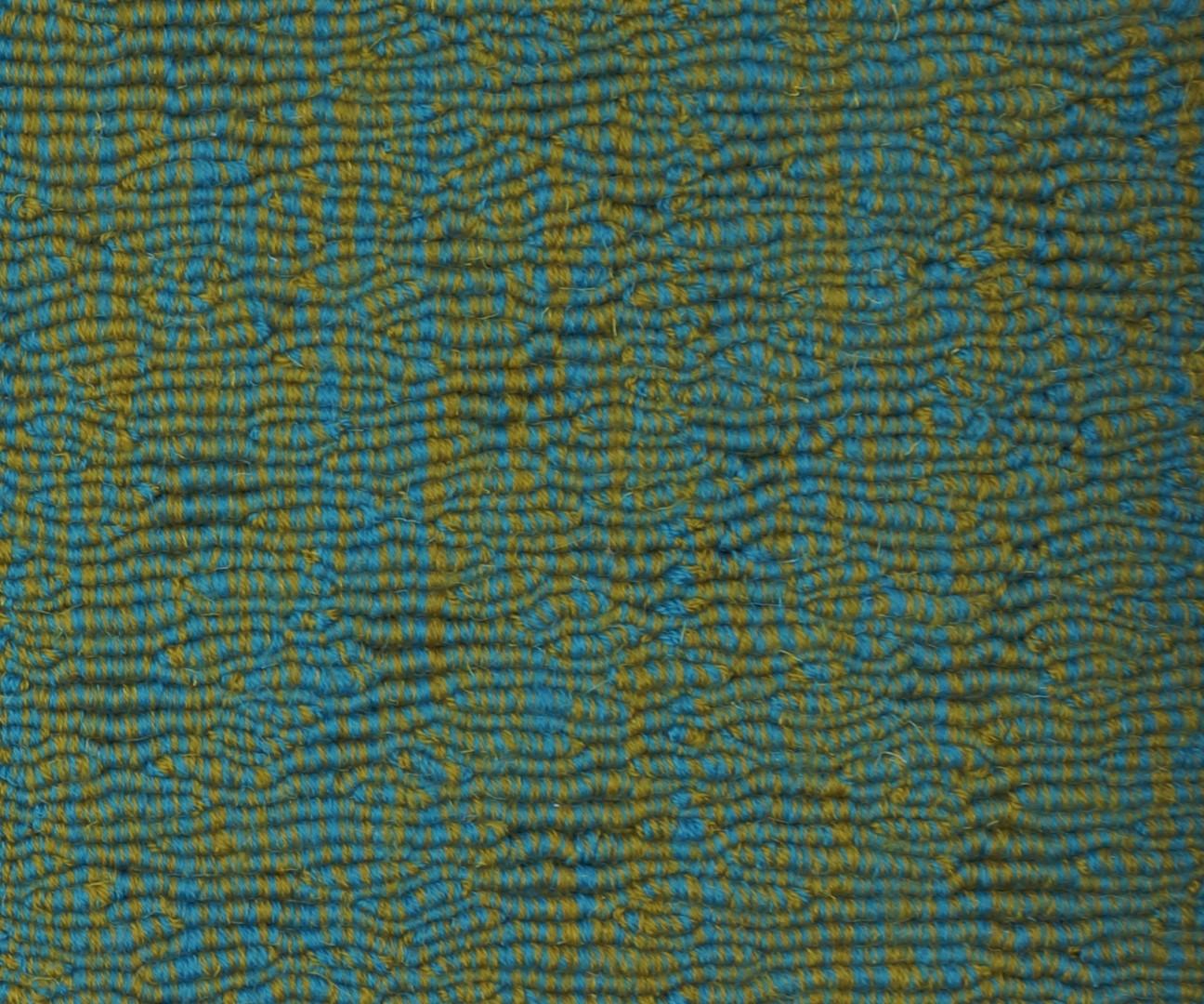 Moquette tiss e 100 laine unie structur e ray e astrakan chartreuse emeraude collection for Moquette rayee