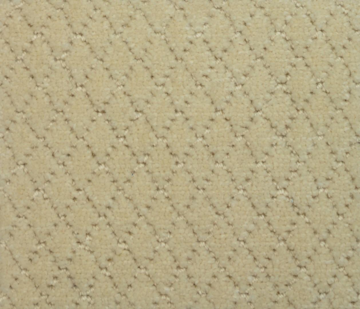 Moquette tiss e 100 laine unie structur e ray e structure alv oles beige collection textile for Moquette rayee